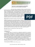 Efeitos Espaciais e Elasticidades Da Demanda Residencial de Eletricidade No Brasil-Enaber
