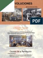 Revolución Francesa - Industrial