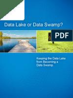 Data Lake or Data Swamp?