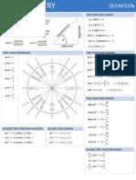 Formulário Matemático