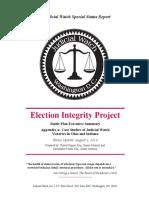 Election Integrity Report U0814
