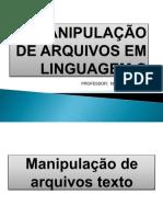 Maniupalacaodearquivos EmC 2017.2