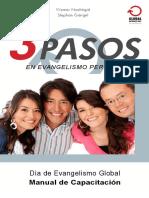 3 Pasos en Evangelismo Personal