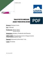 Trabajo Práctico Domiciliario N° 1-  APD