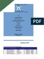TAREA Ejercicio de Nomina contabilidad de costos
