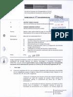 2010 Inf Legal 164-2010-Servir-oaj Vacaciones No Gozadas en Su Oportunidad