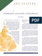 Bunge informacion más evaluacion igual a conocimiento.pdf