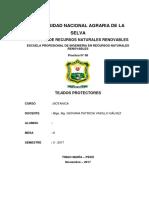 TEJIDOS PROTECTORES
