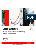 Oracle Demantra Presentation