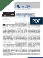 """Fernando Piscoya""""Plan 45"""""""