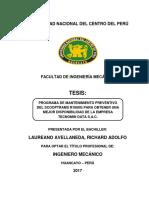 TESIS  - MANTENIMIENTO PREVENTIVO