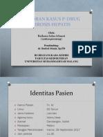 Laporan Kasus P-Drug Sirosis.ppt