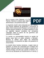 Coraza de San Patricio.docx