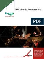 PHA Needs Assessment