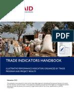 Trade Indicator Handbook FINAL 2013
