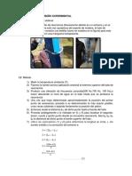 i .Metodologia y Diseño Experimental