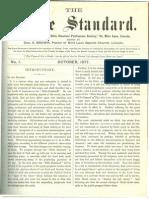 Bible Standard October 1877