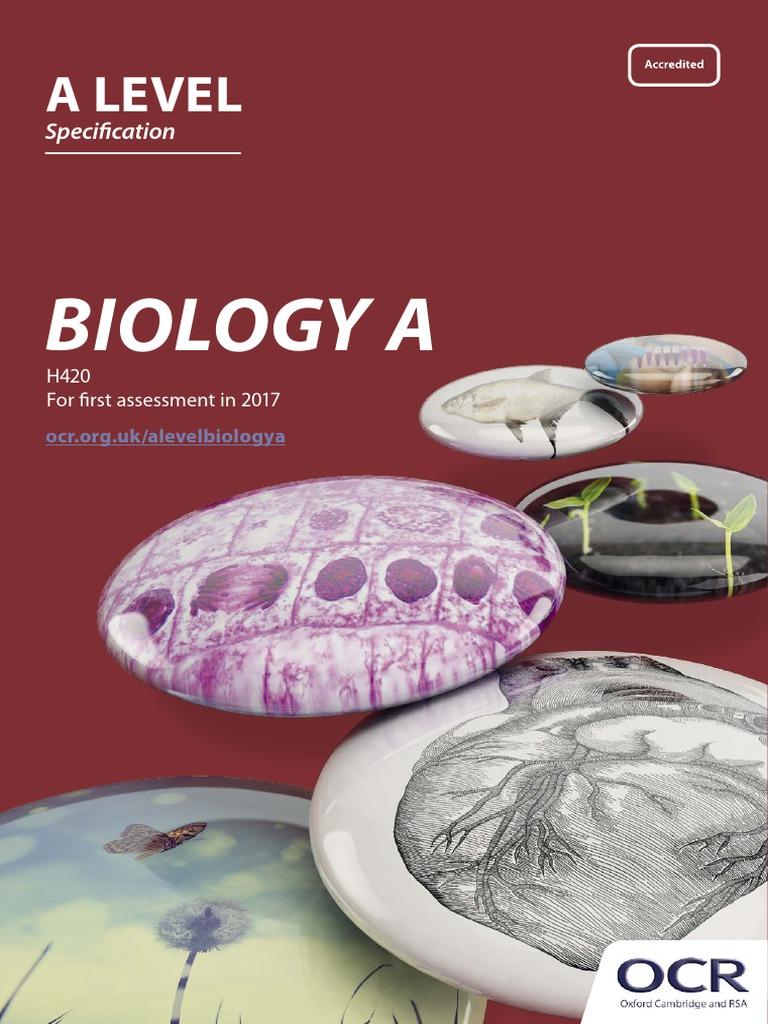 ocr a level biology grade boundaries 2019