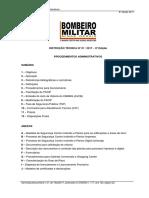 IT - 01 - Procedimentos Administrativos - 8a Edição 2017
