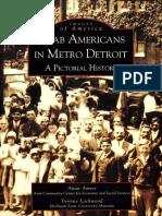 Arab Americans in Metro Detroit - Pictorial Hystory - Anan Ameri & Yvonne Lockwood