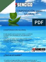 COMPENSACION SALARIAL -EDIFICACIONES