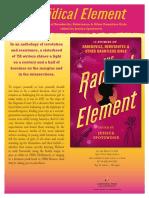 Radical Element Press Release