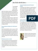 Blue Window by Adina Rish Gewirtz Author's Note