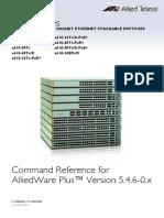 x610 Command Ref 5.4.6-0.x Reva