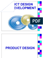 14708421 Product Design and Development