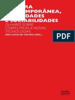 Cultura Contemporanea - Ana Lucia de Castro