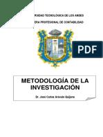 Módulo de Metodologia de Investigación