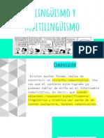 Bilingüismo y Multilingüismo_