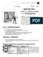the lion the witch and the wardrobe - chapter 1   2 - review questions  pdf