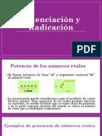"""Potenciaciã""""n y Radicaciã""""n 26 Marzo"""