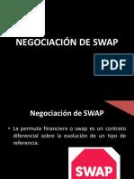 Negociación de Swap