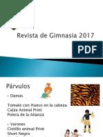 Revista de Gimnasia