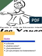 Principios Metodologicos de La Escuela Les Xanes 2