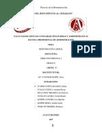 Procesos de Remuneracion Monografia