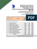Tagihan Biaya Kkm 2017
