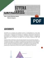 Arquitectura-empresarial archimate