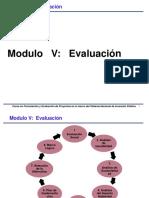 Modulo v Evaluacin v3