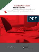 Advanced Networking Scripts