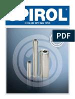 Design Guide, Spring, Pin, Coiled, SPIROL