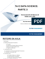 Banco de Dados - Talitha Speranza