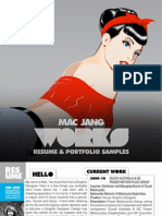 Mac Jang - Works