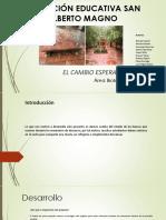 Institución Educativa San Alberto Magno