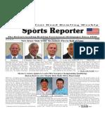 November 29 - December 5, 2017  Sports Reporter