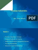 Finanzas Industriales - Cap 1- Sesi+¦n 1[1][1]