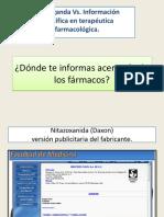 1 - Medicamentos Propaganda vs Informacion