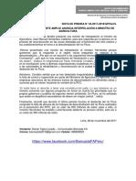 BANCADA DEL FRENTE AMPLIO ANUNCIA INTERPELACIÓN A MINISTRO DE AGRICULTURA